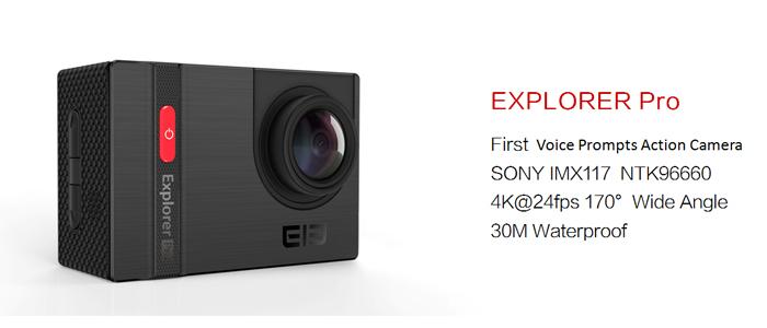 Elephone M3 Action Cam EXPLORER Pro