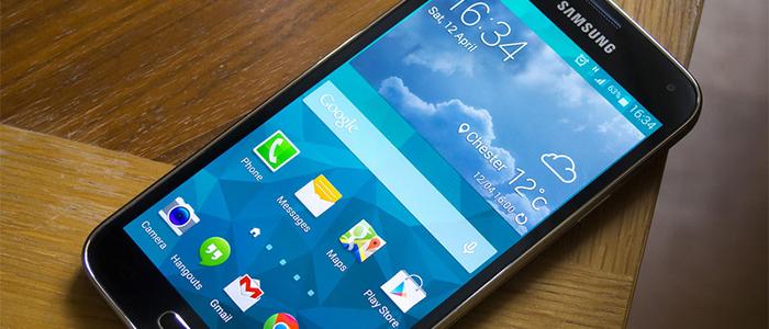 Samsung Galaxy S5 con Marshmallow