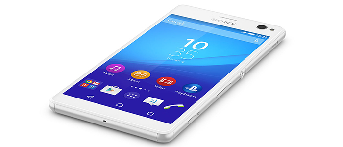 Sony Xperia C4 Android 5.1 Lollipop