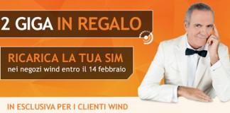 Wind Giga Ricarica