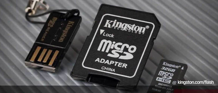 MicroSD Kingston, classe 10, in offerta speciale su Amazon.