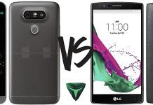 LG: G5 vs G4