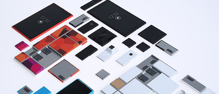 Google Project Ara Tablet