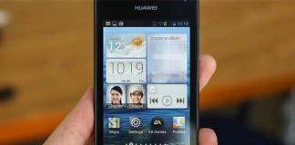 Huawei Ascend Y300 custom ROM