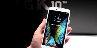 LG K10 offerte Wind