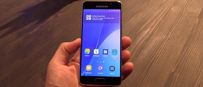 Samsung Galaxy A3 (2016) offerte