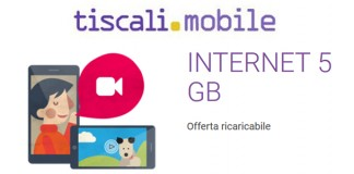 Tiscali Mobile Internet 5 GB