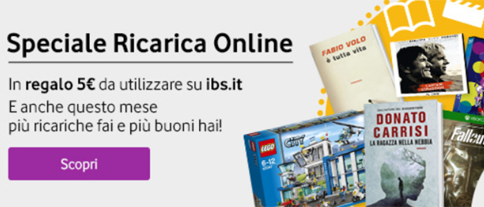 Vodafone Speciale Ricarica Online