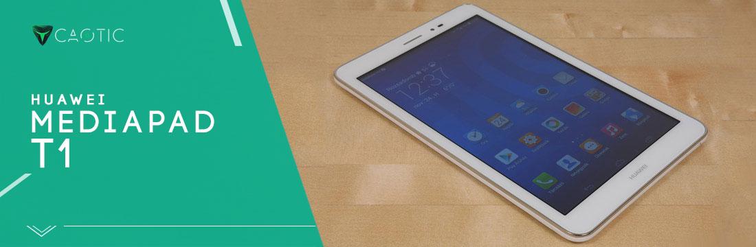 Miglior tablet cinese: Huawei MediaPad T1