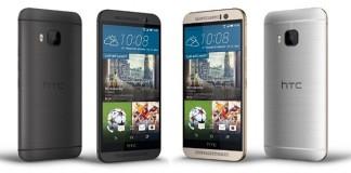 HTC One M9 pellicole protettive