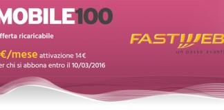 Fastweb Mobile100