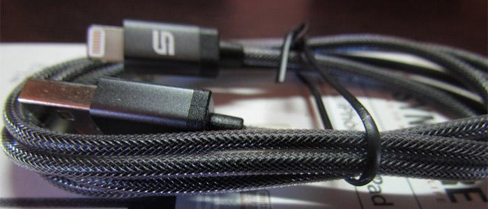Cavo da Lightning a USB Syncwire in offerta speciale su Amazon.