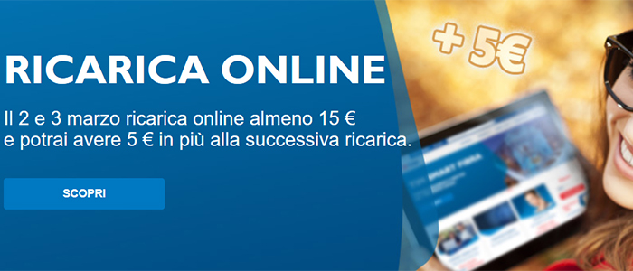 Tim Promo Ricarica Online