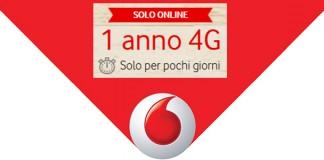 Vodafone Solo Online 1 anno 4G