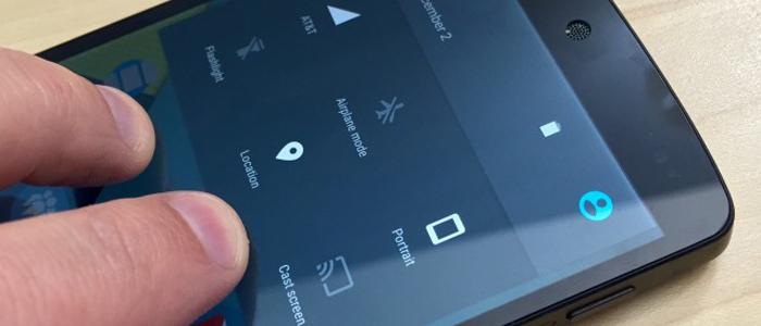Funzioni nascoste di Android Lollipop