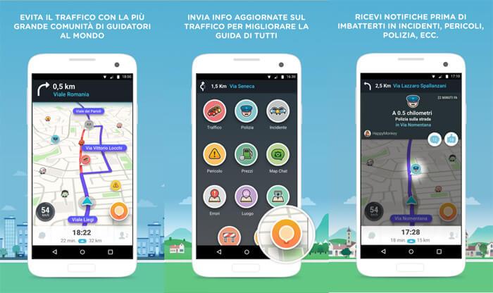 Navigatore Android