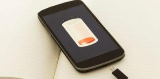 Risparmiare batteria smartphone