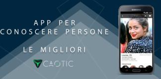 App per conoscere persone
