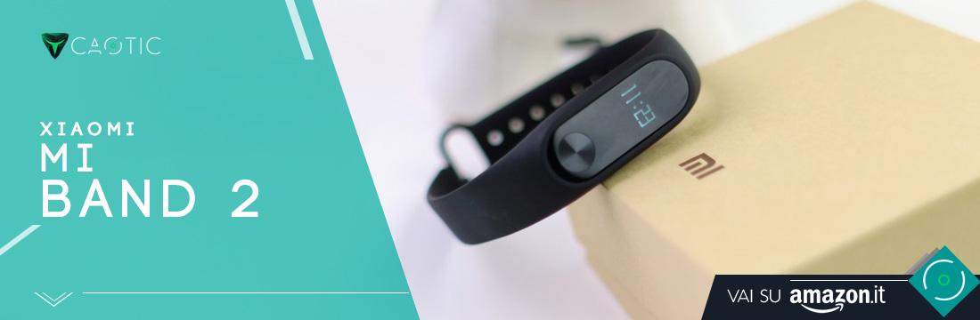 Xiaomi Mi Band 2 come Miglior fitness tracker