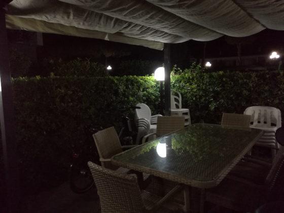 Foto scattata di notte