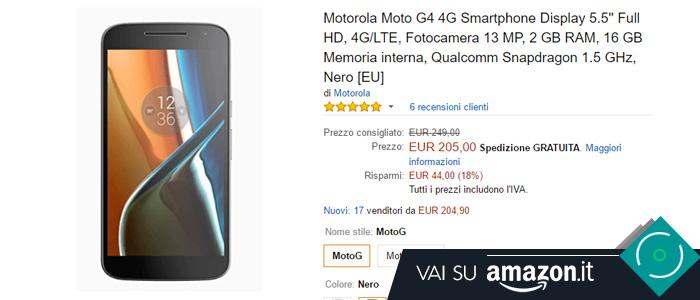 Lenovo Moto G4