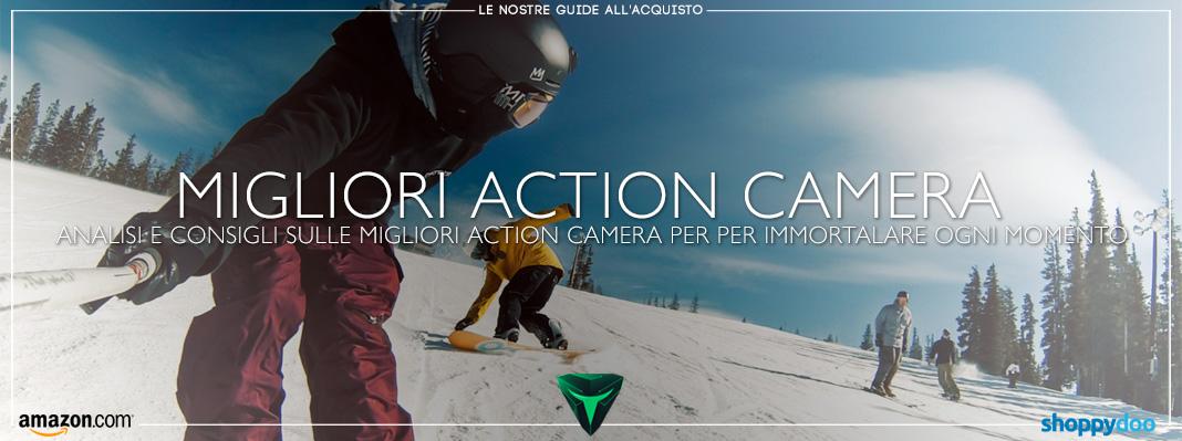 Miglior action camera