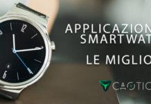 App per smartwatch