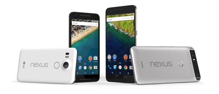 La gamma Nexus riceve gli aggiornamenti Android prima di tutti