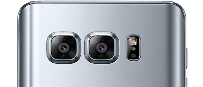 Samsung Galaxy S8 in arrivo con doppia fotocamera e scanner dell'iride?