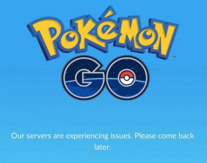 Troubleshooting di Pokemon GO