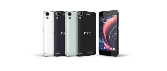 Gli HTC Desire 10 Lifestyle e Desire 10 Pro sono ufficiali!