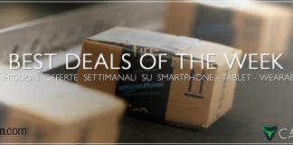 Migliori offerte settimanali Amazon