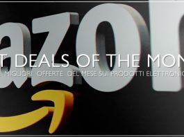 Migliori offerte Amazon in elettronica
