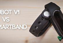 Cubot V1 VS B6