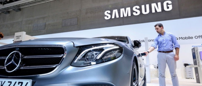 Digital Car Key: Samsung e Mercedes-Benz salutano le vecchie serrature