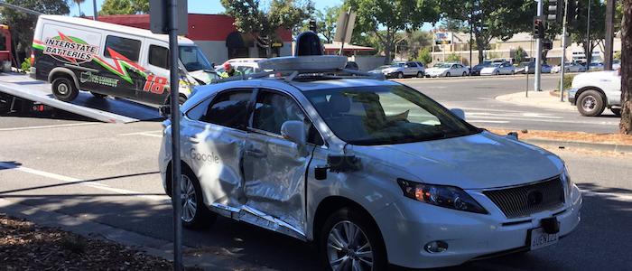 Google Car - Guida autonoma