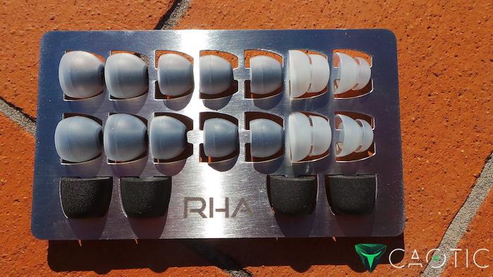 RHA MA750i