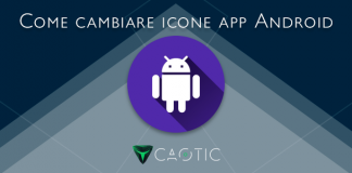 Icone app Android
