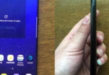 Nuove immagini mostrano il Samsung Galaxy S8