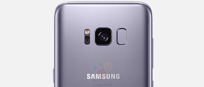 S8 non avrà la doppia fotocamera ed il sensore per le impronte digitali sarà posto nella parte posteriore