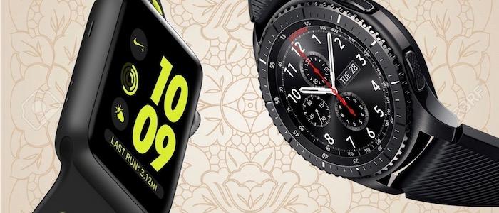 Apple Watch 2 VS Gear S3