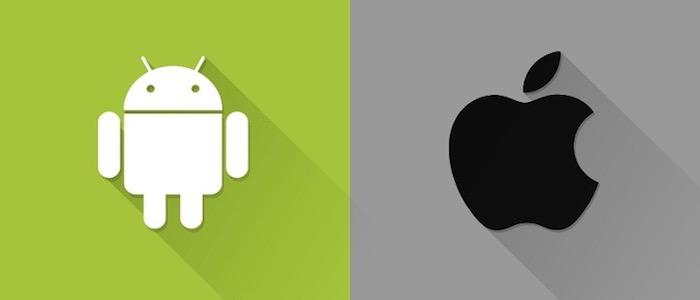 iPhone VS Android: qual è lo smartphone più adatto per il lavoro?