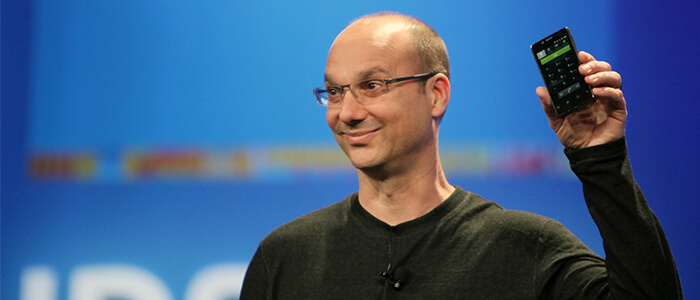 Andy Rubin smartphone Android