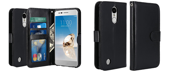 LG K8 2017 cover custodie Amazon