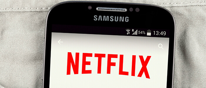 Netflix download micro SD Android