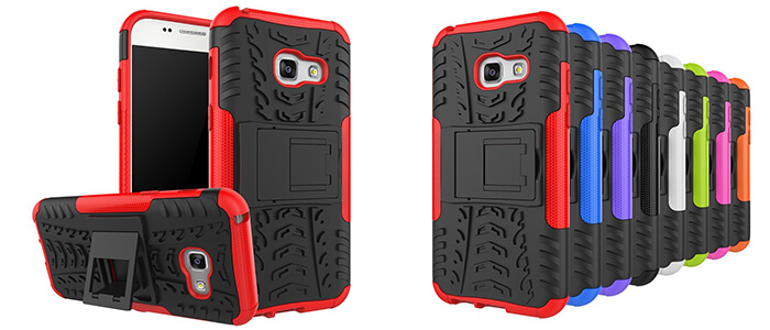 Samsung Galaxy A3 2017 cover custodie Amazon