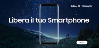 Samsung Galaxy S8+ cover custodie Amazon