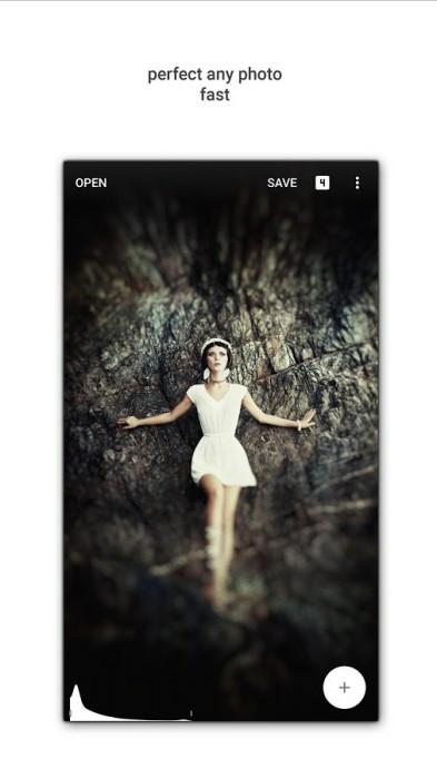 Scattare modificare foto Android
