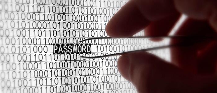 Sicurezza 9 metodi password