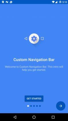 Custom Navigation Bar